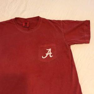 """Alabama """"tusk wear"""" tee! 🐘"""